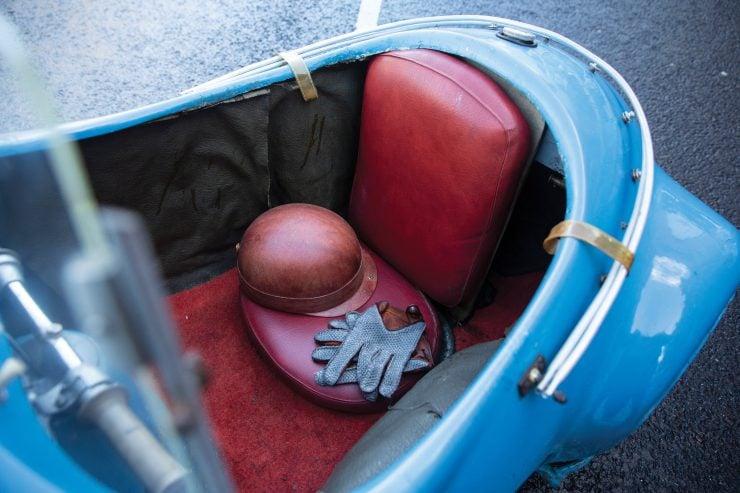 Brütsch Mopetta Seat