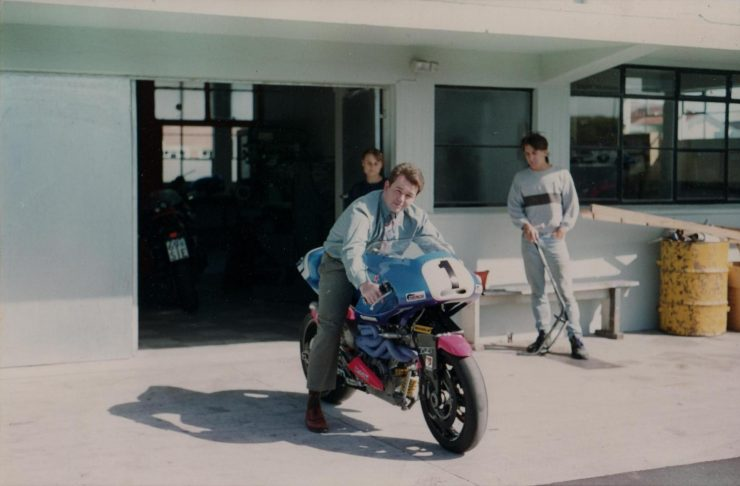 Britten V1000 Motorcycle 3