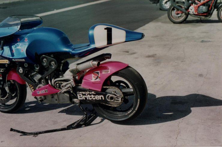 Britten V1000 Motorcycle 4