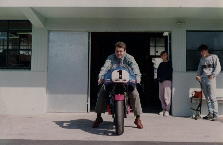 Britten V1000 Motorcycle 5