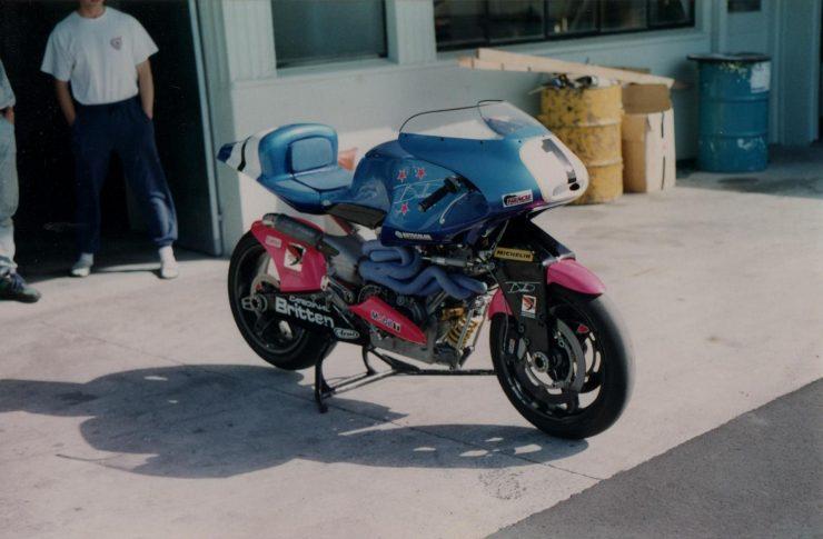 Britten V1000 Motorcycle 6