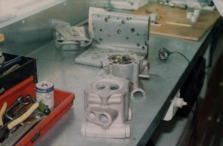 Building The Britten V1000 Engine 2