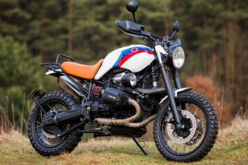 Custom BMW R1100 GS 4