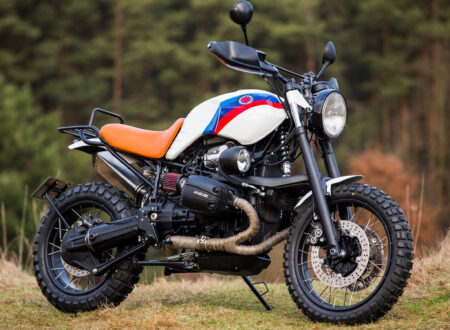 Custom BMW R1100 GS 4