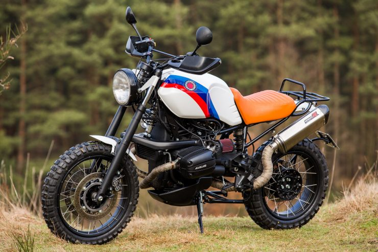 Custom BMW R1100 GS