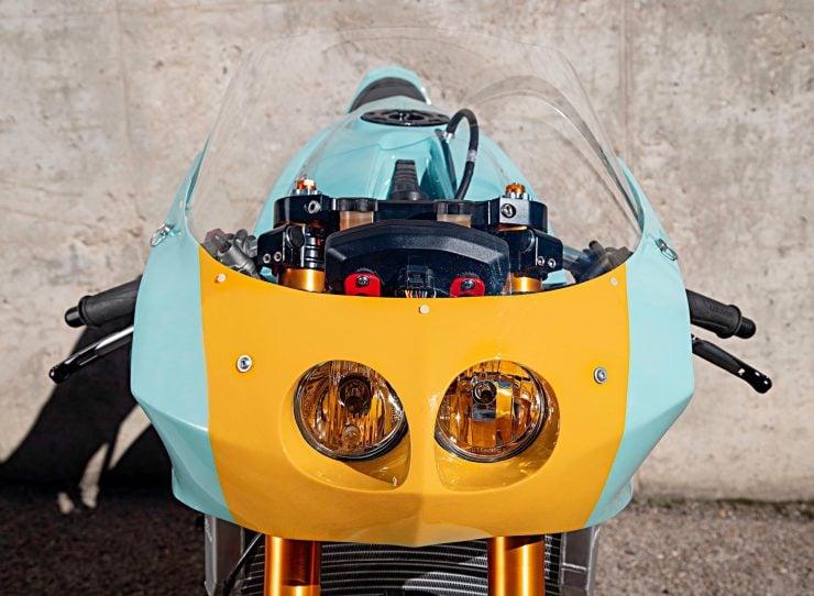 Custom Ducati Monster 6