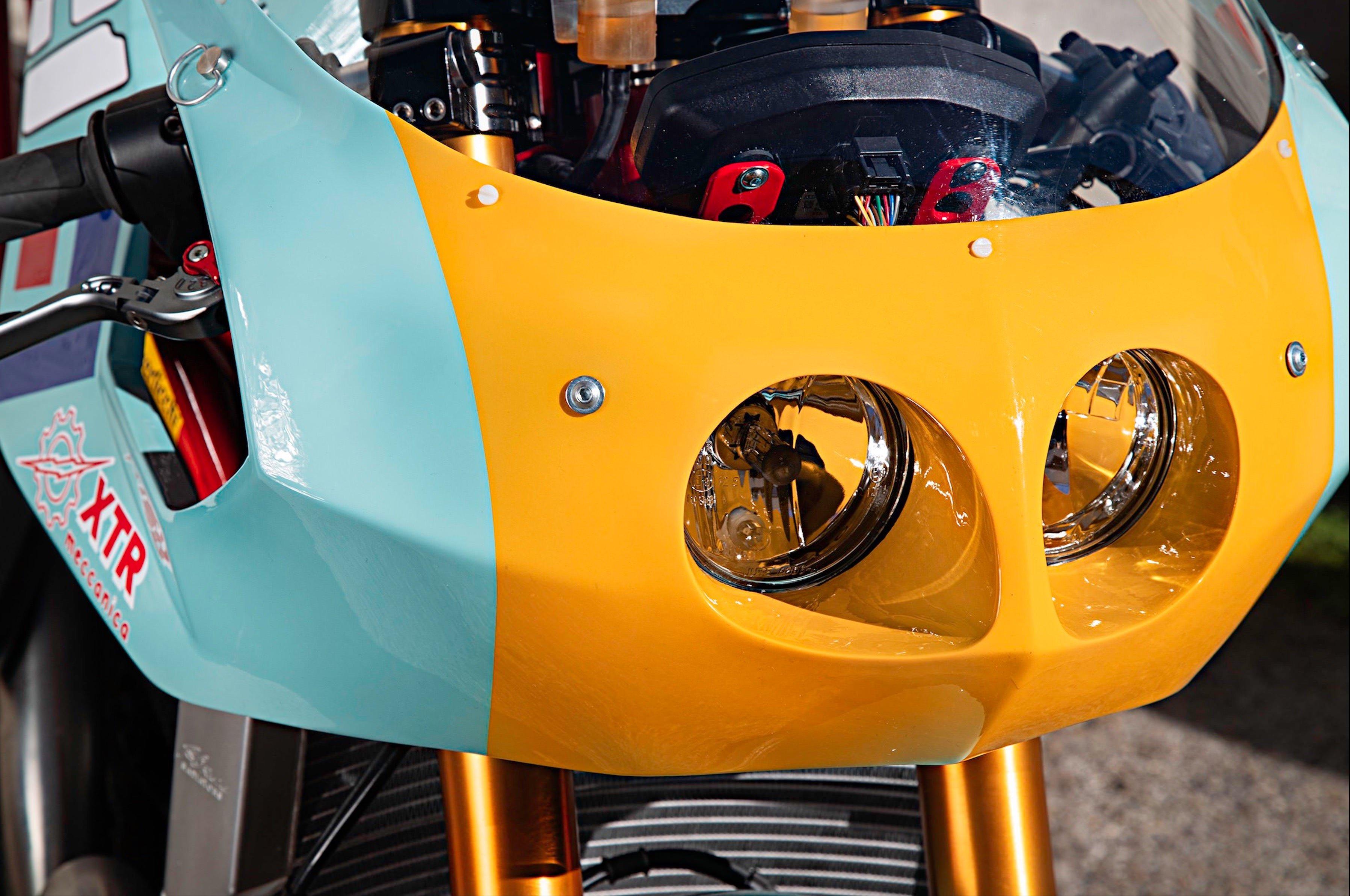 Custom Ducati Monster 7