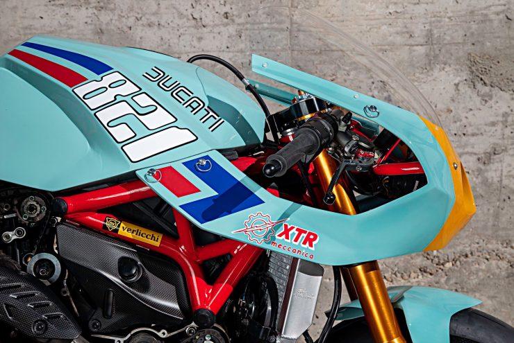 Custom Ducati Monster 9