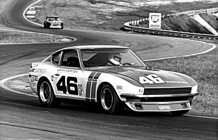 Datsun 240Z BRE Racing