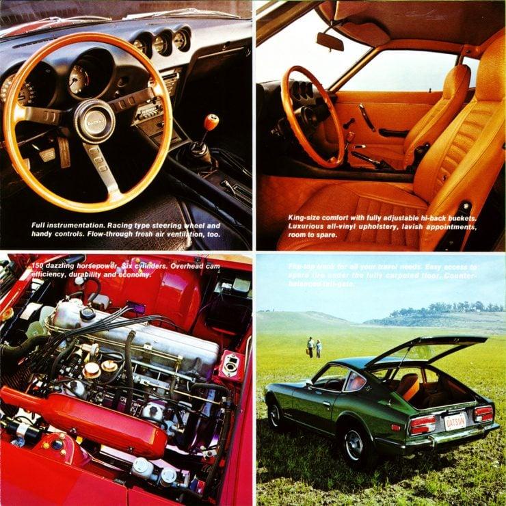 Datsun 240Z Brochure 1