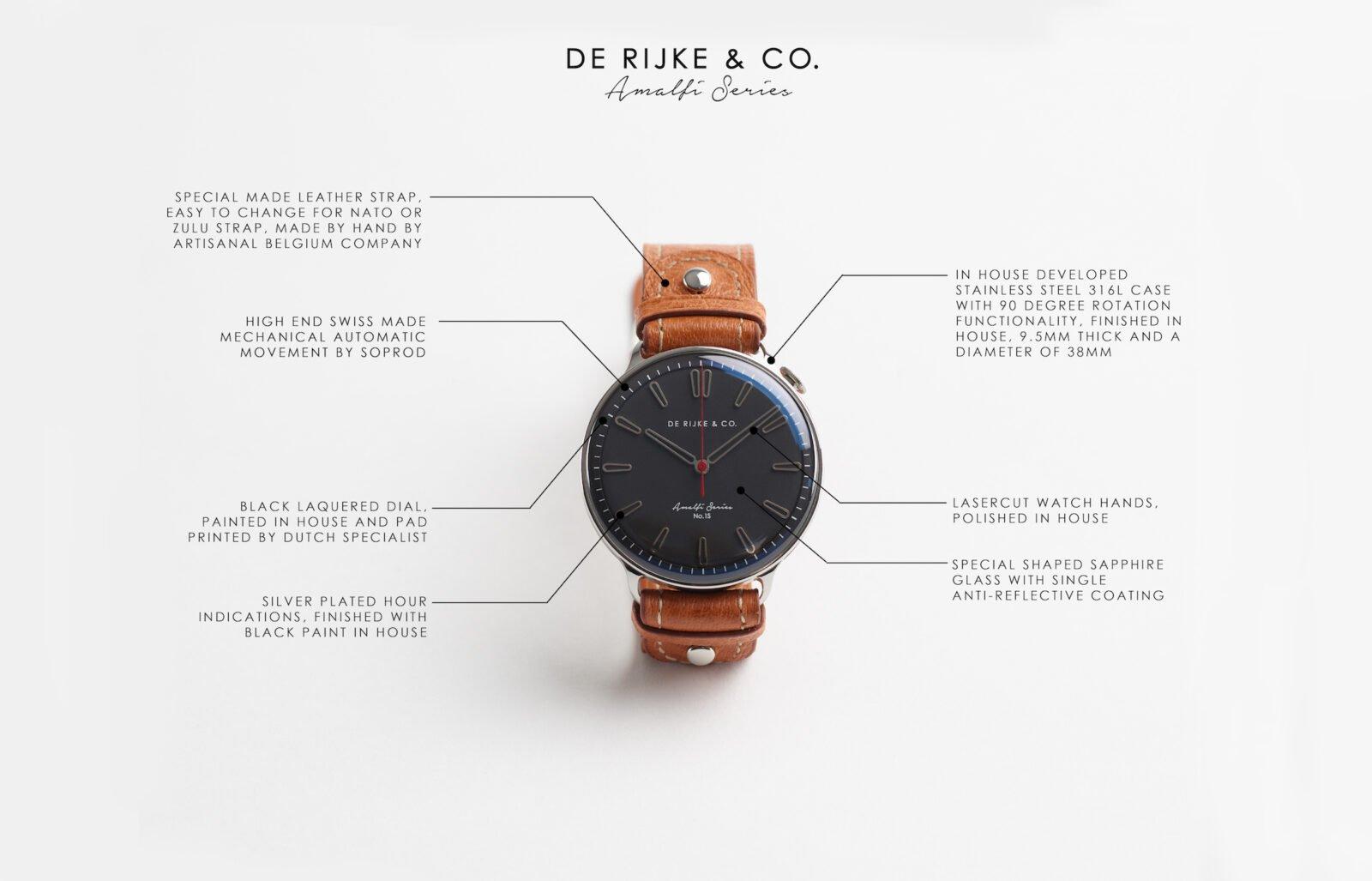 De Rijke & Co. Amalfi Series One S 5