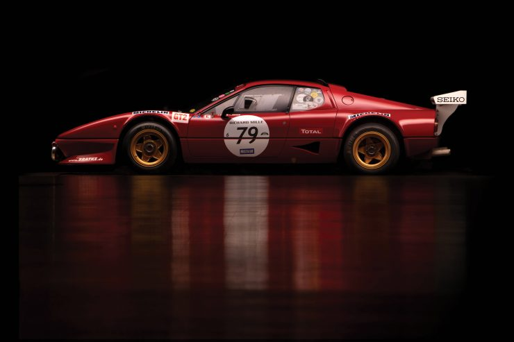Ferrari 512 BB Side