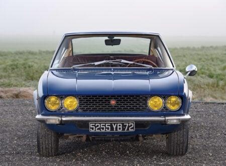 Fiat Dino Coupé Front