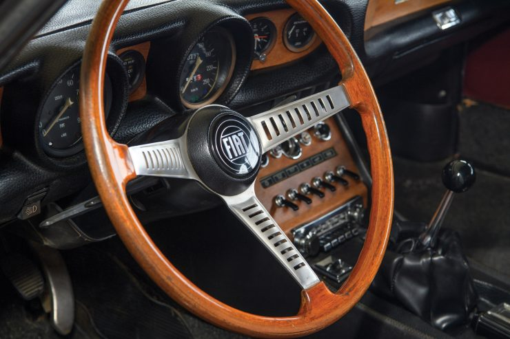 Fiat Dino Coupé Steering Wheel