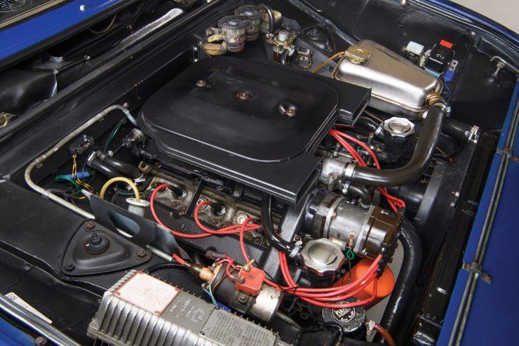 Fiat Dino Engine