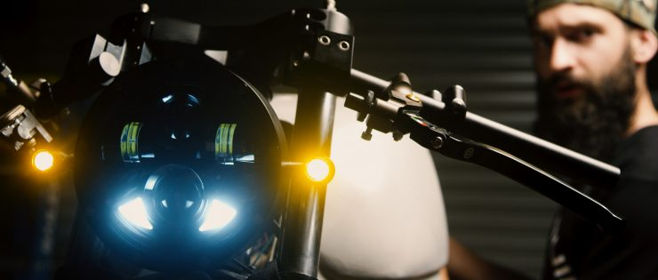 Handcrafted - A Custom Motorcycle Film 4