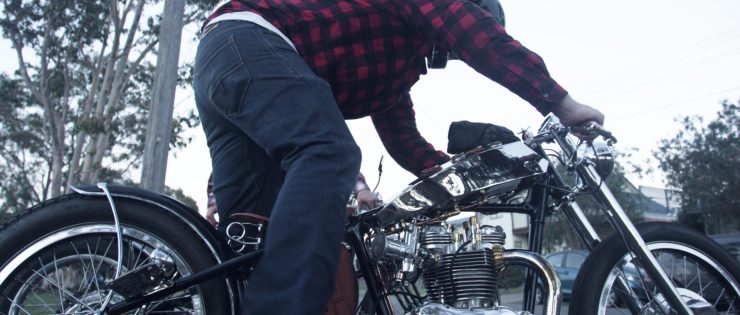 Handcrafted - A Custom Motorcycle Film