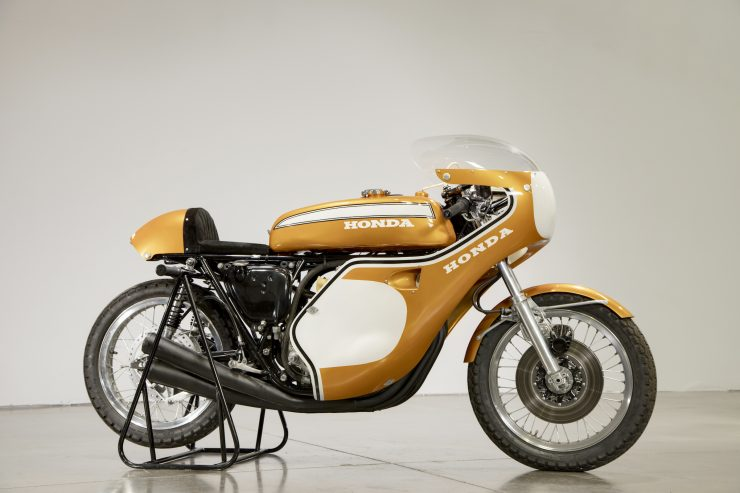 Honda CR750 Factory Racer