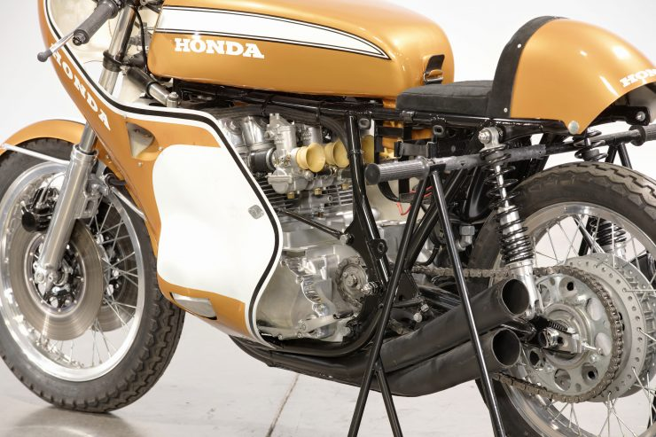 Honda CR750 Factory Racer Engine 2