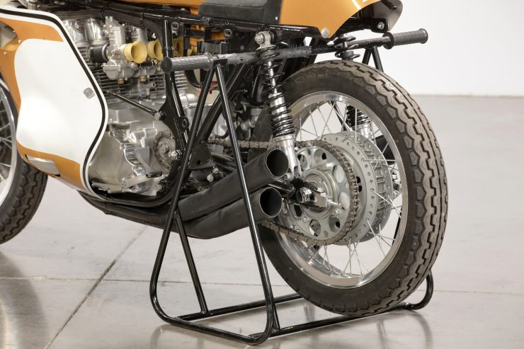 Honda CR750 Factory Racer Rear Brake