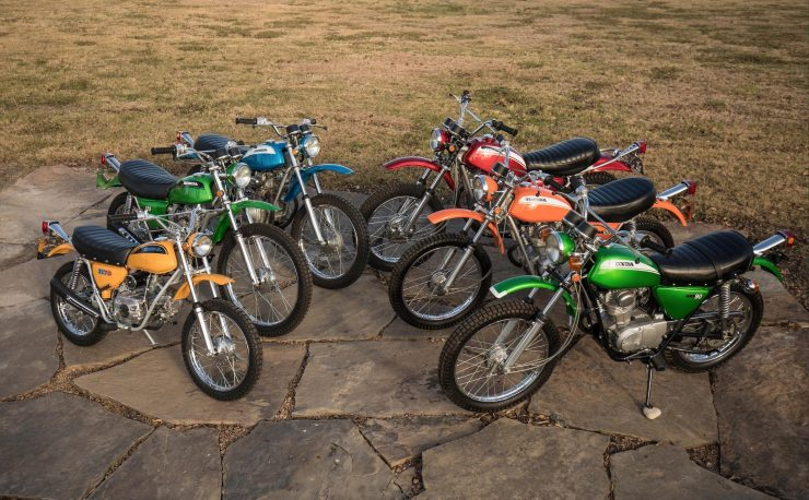 Honda SL Motosport Motorcycles