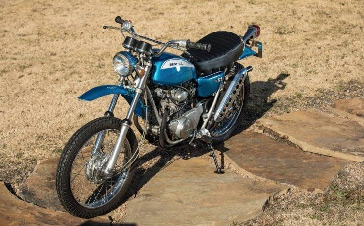 Honda SL175 Motosport