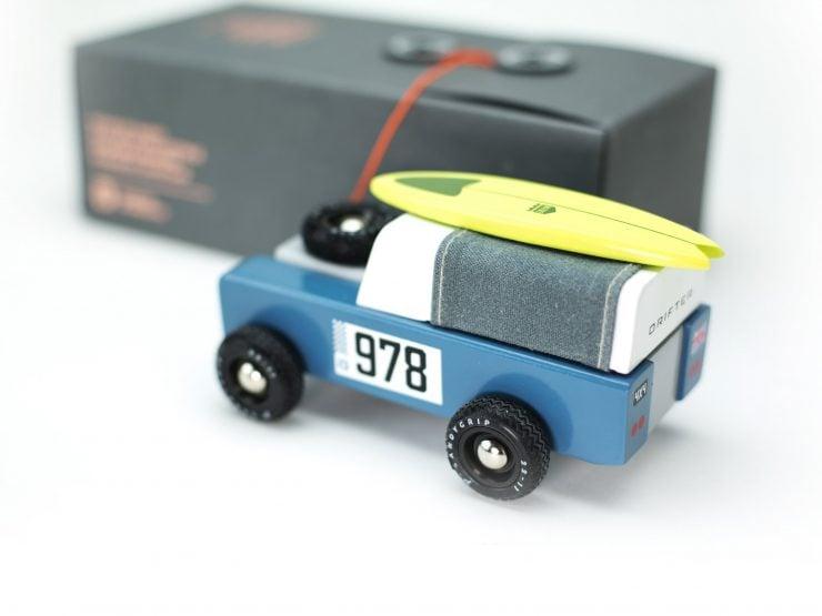 House of Candy Drifter Land Rover Wooden Car 1