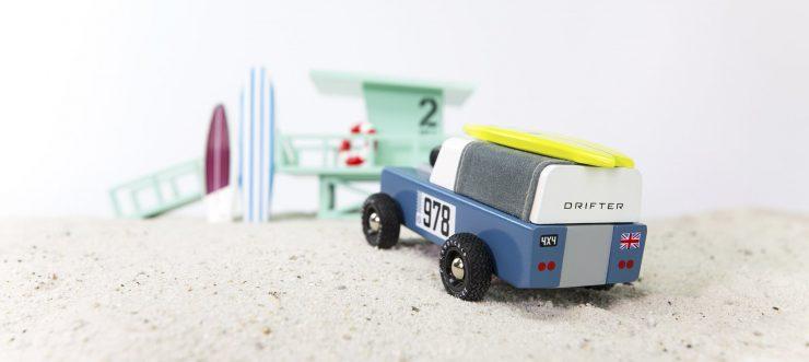 House of Candy Drifter Land Rover Wooden Car 2