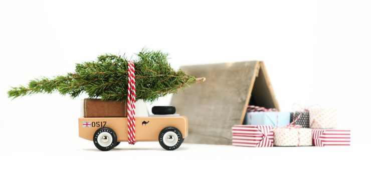 House of Candy Drifter Land Rover Wooden Car 6