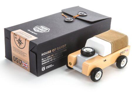 House of Candy Drifter Land Rover Wooden Car 7