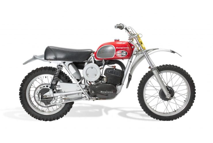 Husqvarna 250 Cross