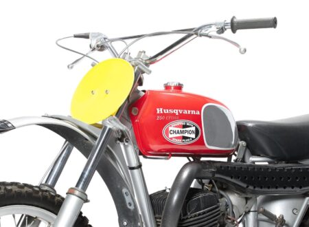 Husqvarna 250 Cross Fender