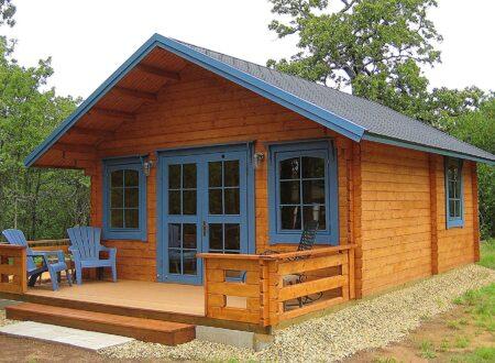 Lillevilla Allwood Cabin Kit Getaway