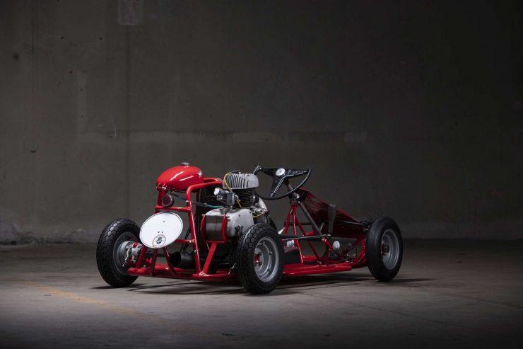 MV Agusta Tony Go Kart Back
