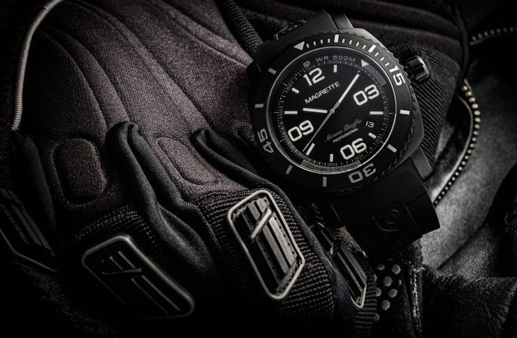 Magrette Moana Pacific Professional Kara Automatic Dive Watch