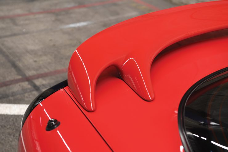 Mazda RX-7 Rear Wing