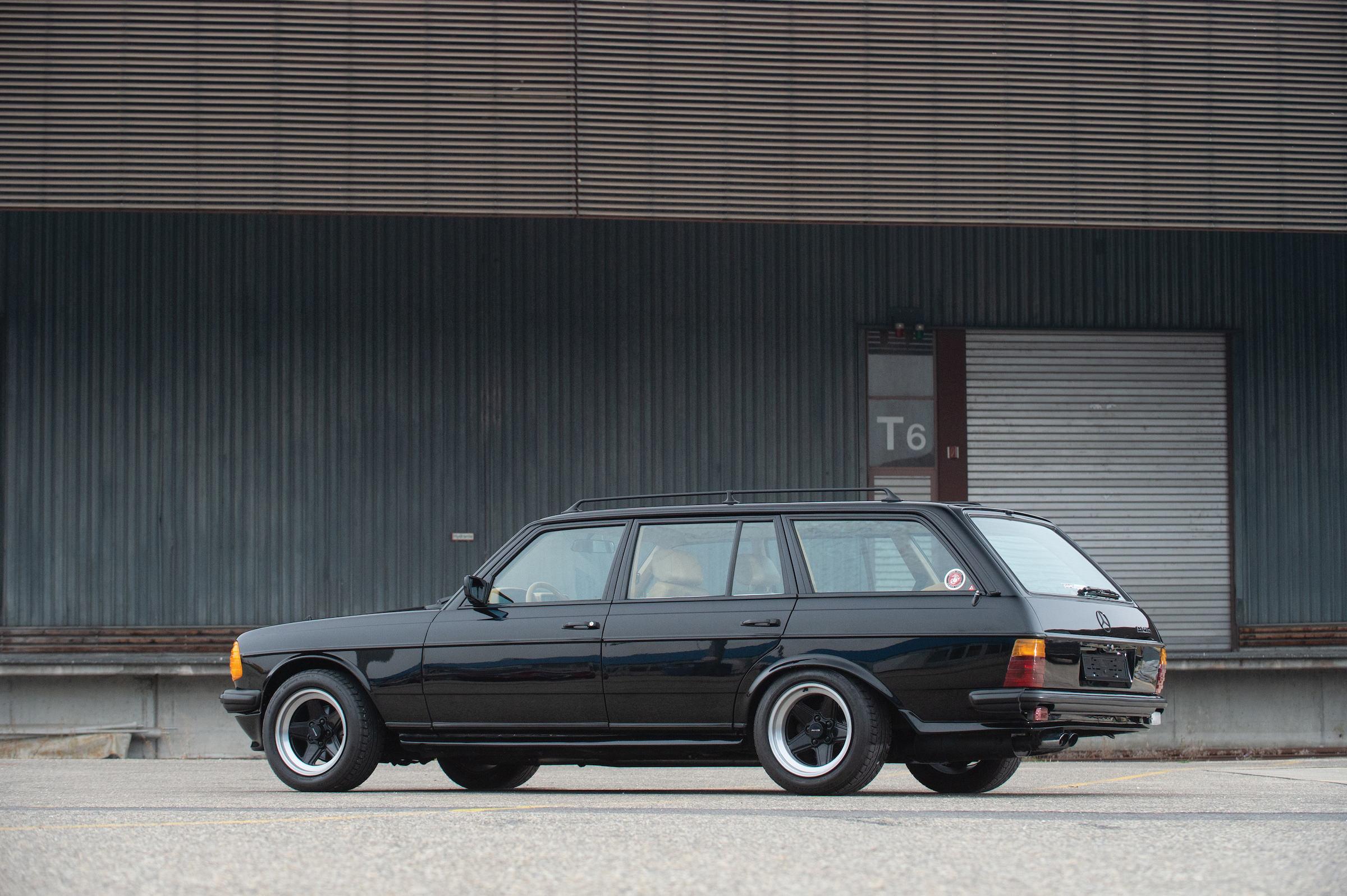 German Mystery Wagon: A 1979 Mercedes-Benz 500 TE AMG