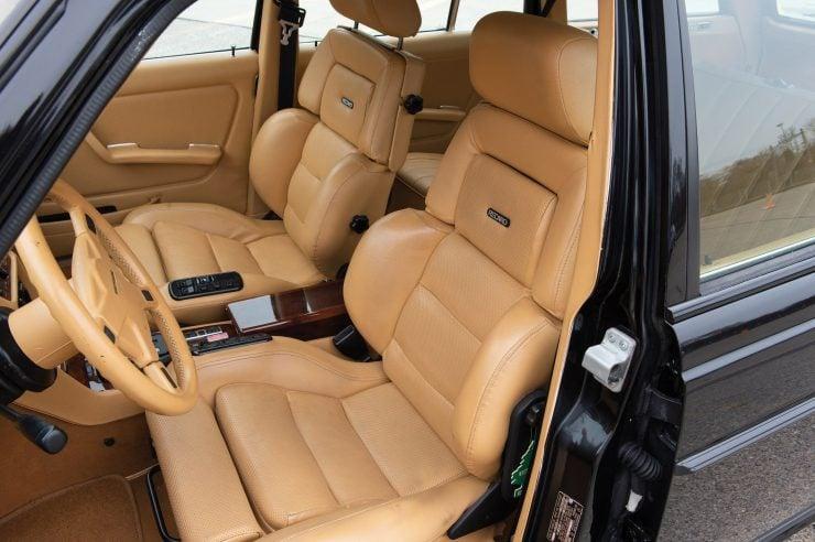 Mercedes-Benz 500 TE AMG Recaro Seats