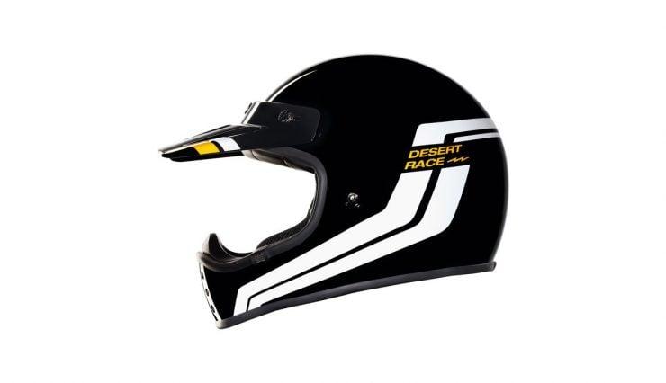 Nexx XG200 Offroad Desert Race Helmet Left