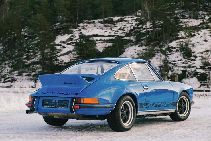 Porsche 911 Carrera RS 2.7 Touring 1