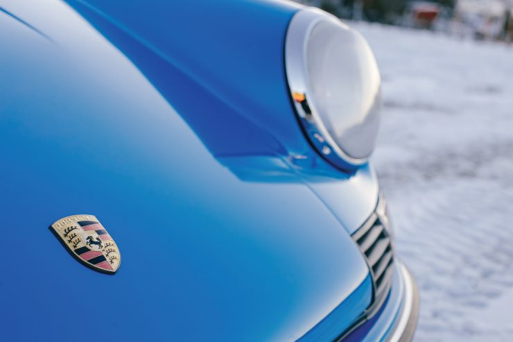 Porsche 911 Carrera RS 2.7 Touring Headlight