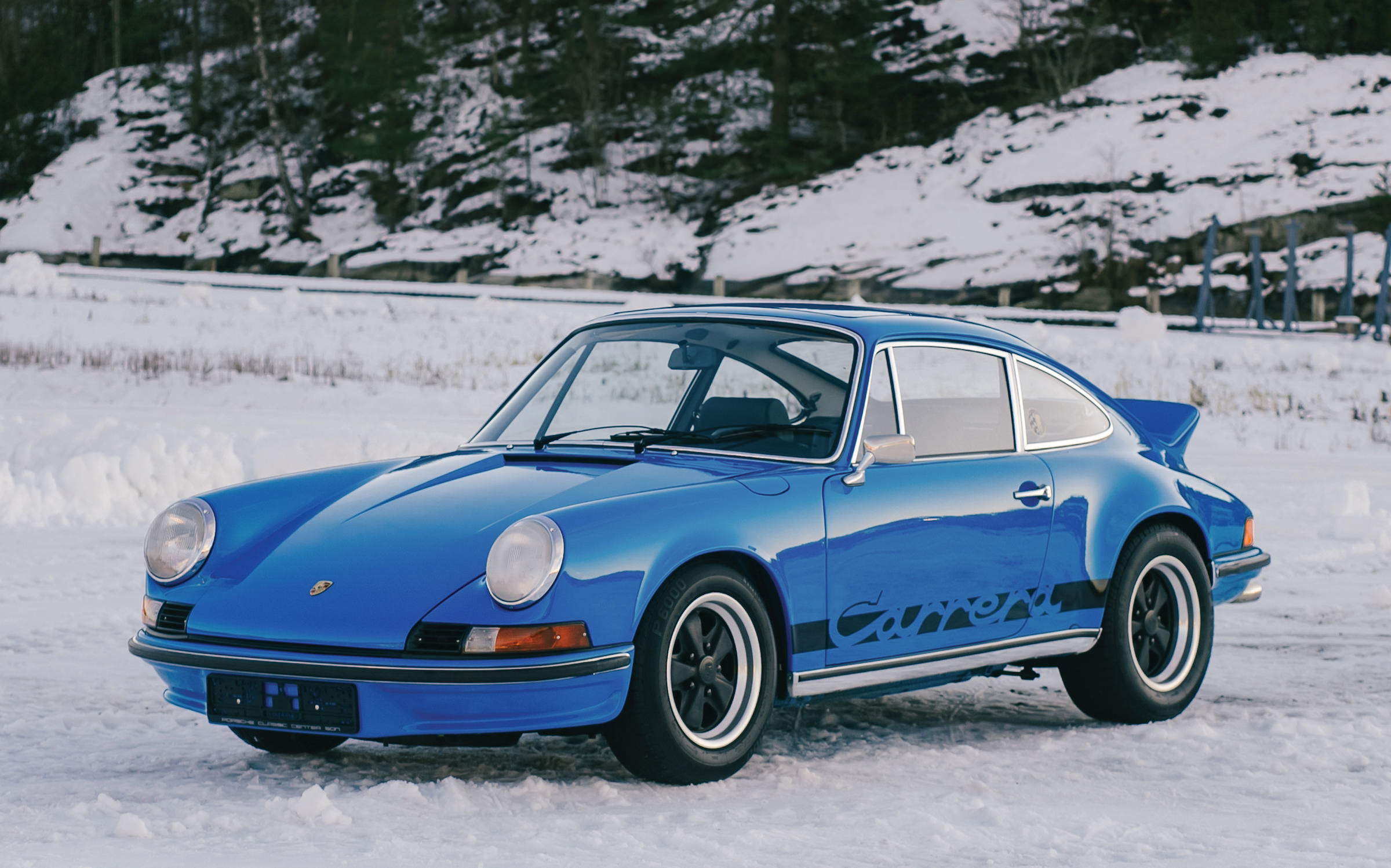 Is This The Perfect 911 The Porsche 911 Carrera Rs 2 7 Touring