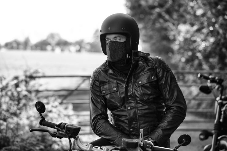 Rare Bird Anti-Pollution Motorcycle Masks
