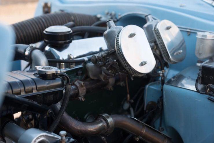 Sabra Sport GT Carburetors