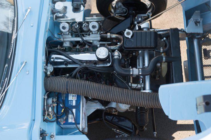 Sabra Sport GT Engine