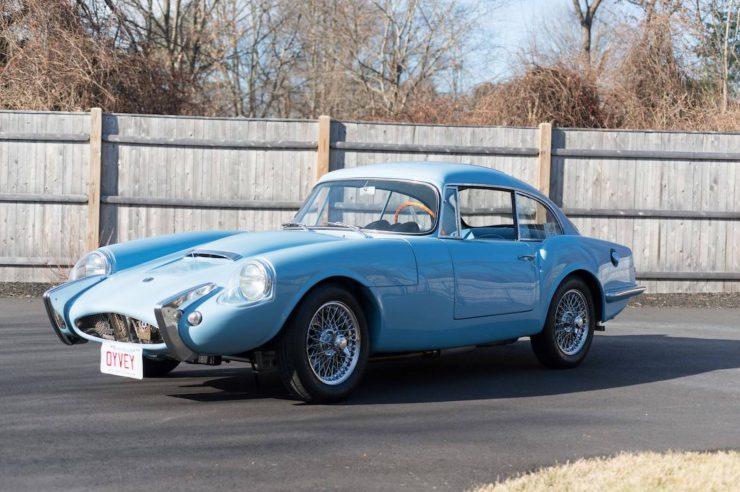 Sabra Sport GT Front Side