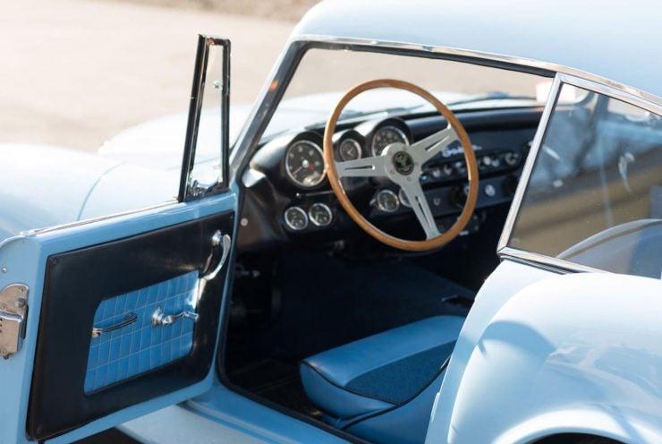 Sabra Sport GT Interior 2