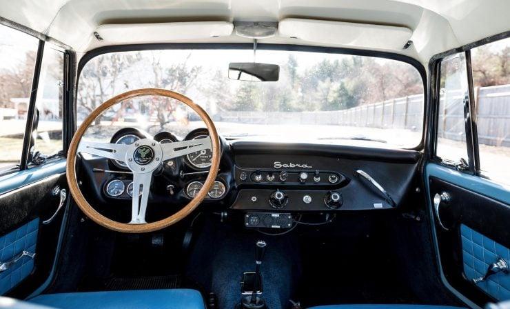 Sabra Sport GT Interior
