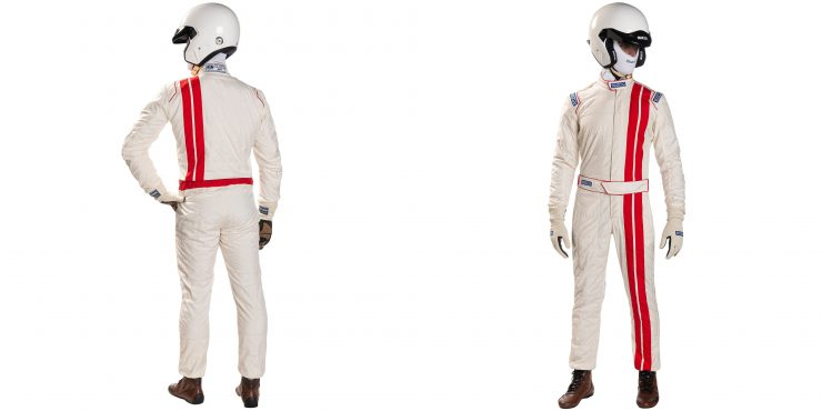 Sparco Vintage Classic RS-5.1 Race Suit 1