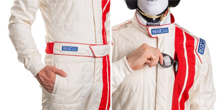 Sparco Vintage Classic RS-5.1 Race Suit 2